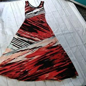Stunning Calvin Klein maxi dress szXS